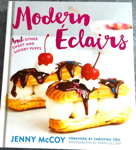 Modern Eclairs by McCoy