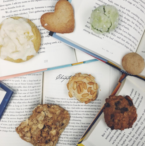 cookies + books = perfect partners @hmhkids
