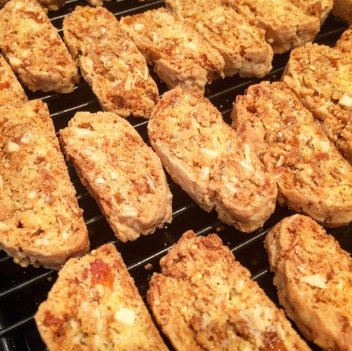 Breakfast Biscotti by @eatlivtravwrite