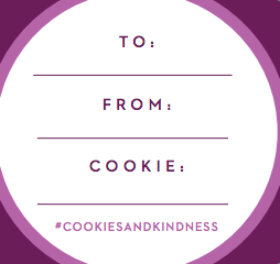 Cookie Tag for Dorie's Cookies